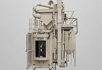 Picture of Turning chamer blasting machine RWK
