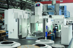 Picture for category WALDRICH COBURG Vertical Turning machines