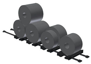 Picture for category LANKHORST CoilWedge system RS40