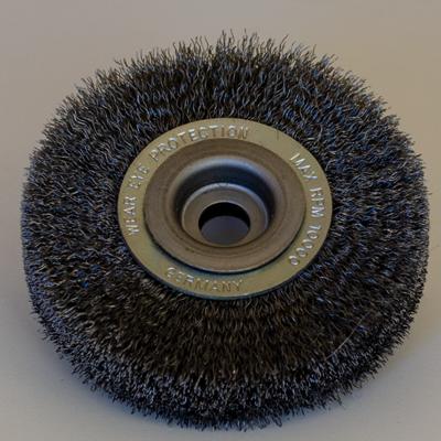 Picture of BEGNER Cirkulärborste D: 80 mm A: 10 mm Eisele HCS160-180