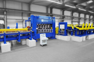 Picture for category BÜLTMANN Straightening machines