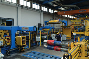 Picture for category SALICO Slitting lines