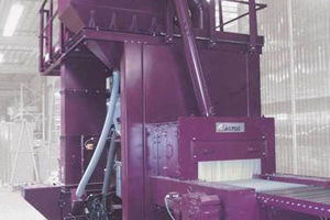 Picture for category AGTOS Concrete blast machine