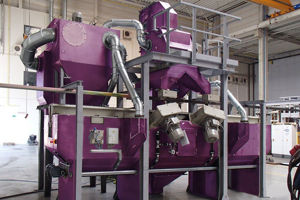 Picture for category AGTOS Used blast machines